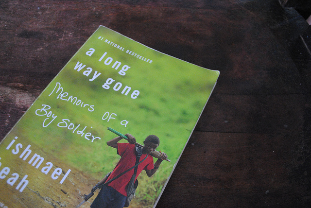a long way gone memoirs of A former child soldier imagines 'tomorrow' in sierra leone ishmael beah was 12 when he was orphaned by sierra leone's civil war and recruited as a child soldier ishmael beah told his own story in a long way gone: memoirs of a boy soldier.